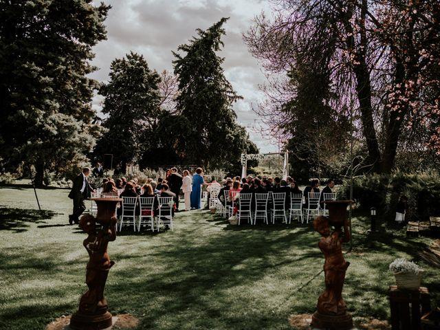 La boda de Enrique y Silvia en Torregrossa, Lleida 70