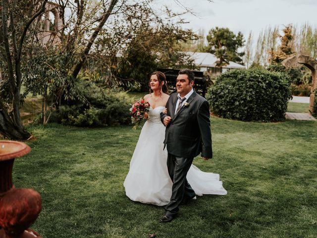 La boda de Enrique y Silvia en Torregrossa, Lleida 78
