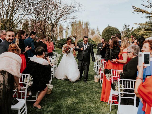 La boda de Enrique y Silvia en Torregrossa, Lleida 80