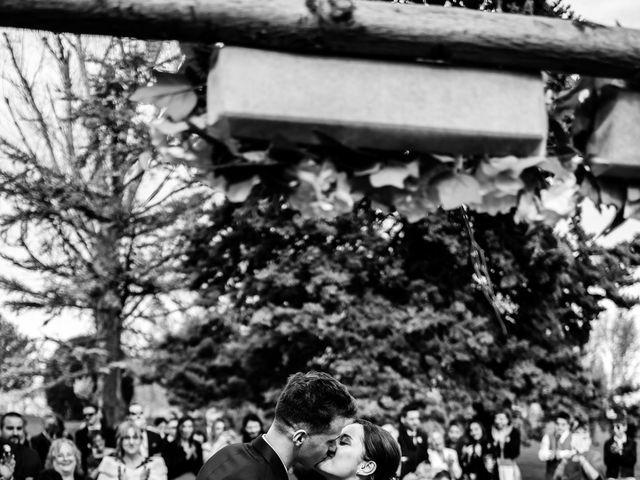 La boda de Enrique y Silvia en Torregrossa, Lleida 87