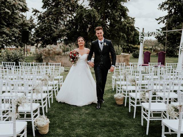 La boda de Enrique y Silvia en Torregrossa, Lleida 88