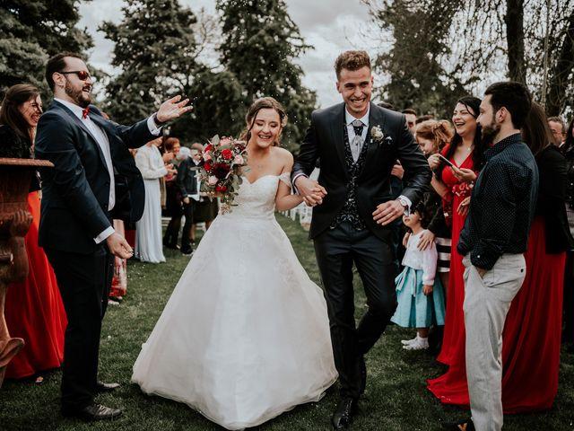 La boda de Enrique y Silvia en Torregrossa, Lleida 90