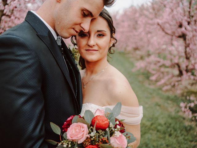 La boda de Enrique y Silvia en Torregrossa, Lleida 99