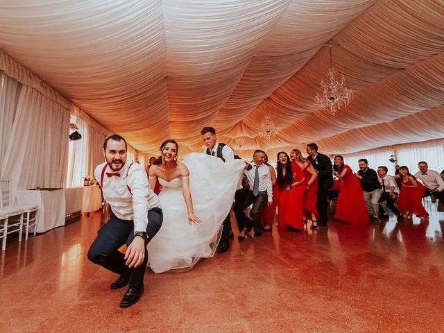 La boda de Enrique y Silvia en Torregrossa, Lleida 116