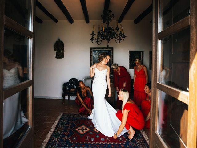 La boda de Jonatan y Tara en Altafulla, Tarragona 12
