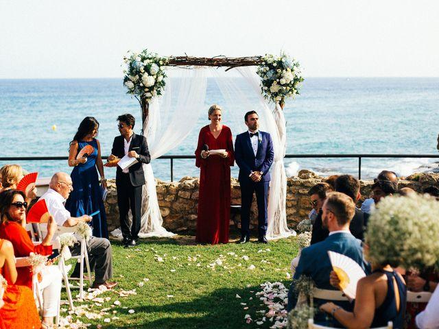 La boda de Jonatan y Tara en Altafulla, Tarragona 14