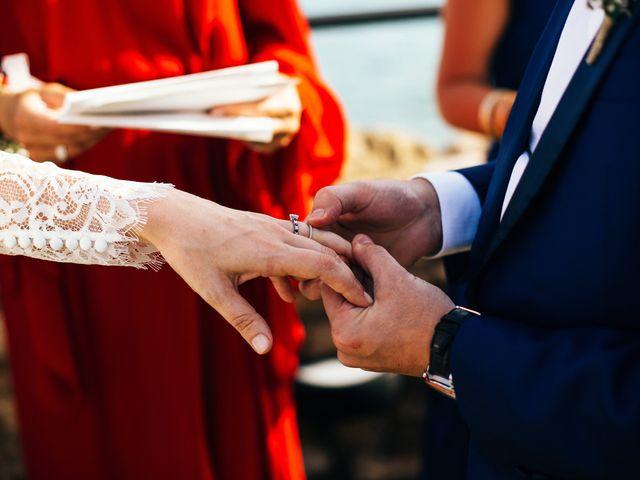 La boda de Jonatan y Tara en Altafulla, Tarragona 17