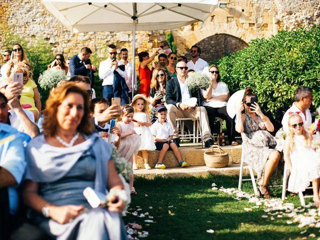 La boda de Jonatan y Tara en Altafulla, Tarragona 18