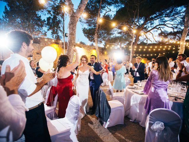 La boda de Jonatan y Tara en Altafulla, Tarragona 32