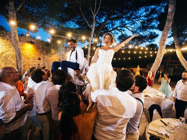 La boda de Jonatan y Tara en Altafulla, Tarragona 35