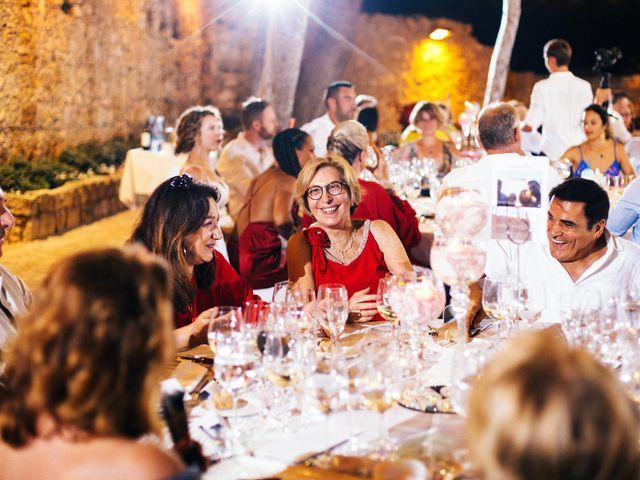 La boda de Jonatan y Tara en Altafulla, Tarragona 36