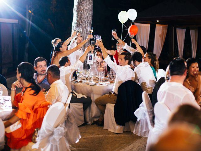 La boda de Jonatan y Tara en Altafulla, Tarragona 38