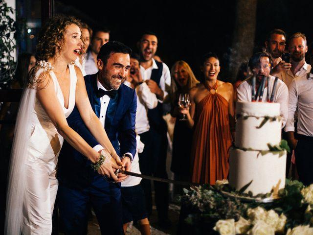 La boda de Jonatan y Tara en Altafulla, Tarragona 39