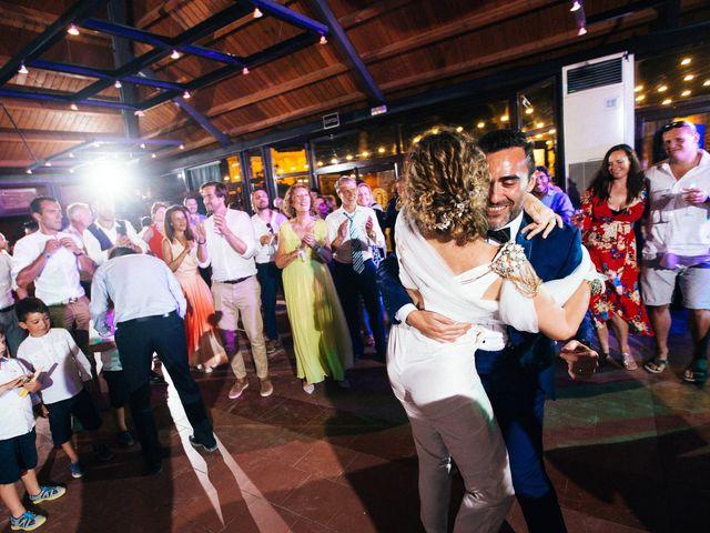 La boda de Jonatan y Tara en Altafulla, Tarragona 40