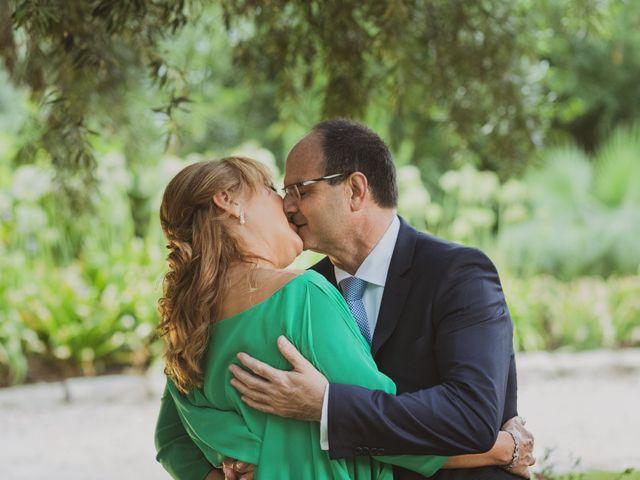 La boda de Sofía y Enrique