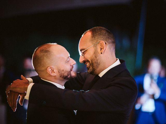 La boda de Adrian y Antonio en Sevilla, Sevilla 84