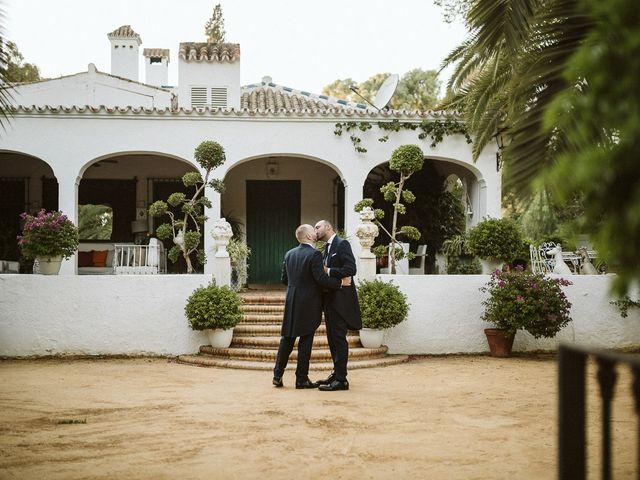 La boda de Adrian y Antonio en Sevilla, Sevilla 54