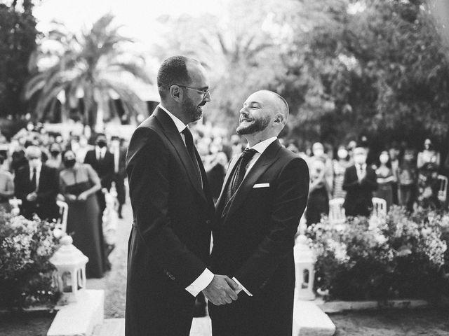 La boda de Adrian y Antonio en Sevilla, Sevilla 50