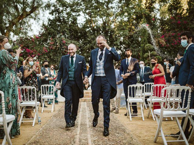 La boda de Adrian y Antonio en Sevilla, Sevilla 51