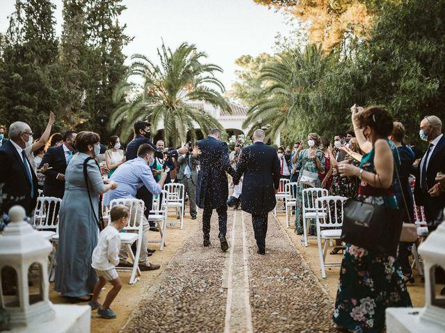 La boda de Adrian y Antonio en Sevilla, Sevilla 52