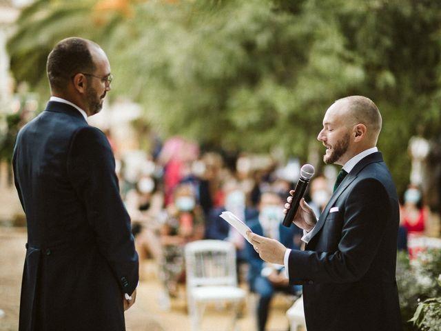 La boda de Adrian y Antonio en Sevilla, Sevilla 45
