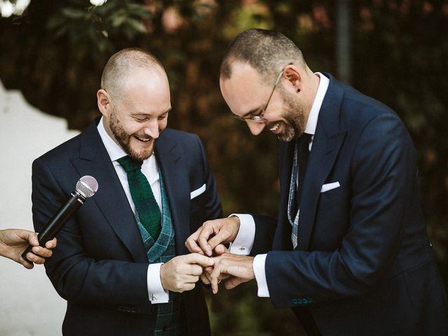 La boda de Adrian y Antonio en Sevilla, Sevilla 43