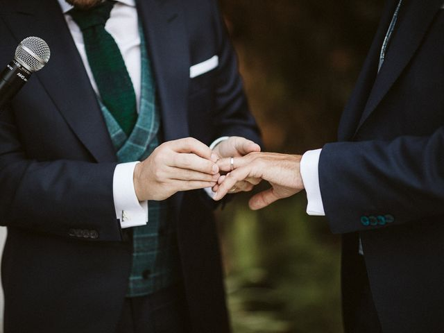 La boda de Adrian y Antonio en Sevilla, Sevilla 44