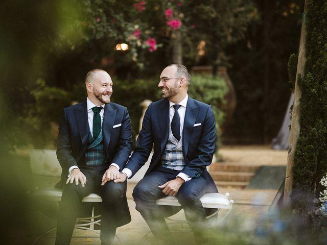 La boda de Adrian y Antonio en Sevilla, Sevilla 34