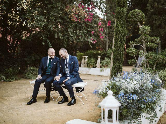 La boda de Adrian y Antonio en Sevilla, Sevilla 35