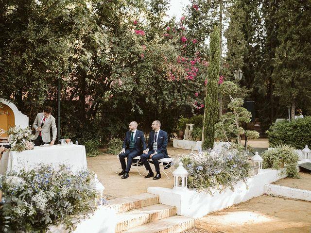 La boda de Adrian y Antonio en Sevilla, Sevilla 31