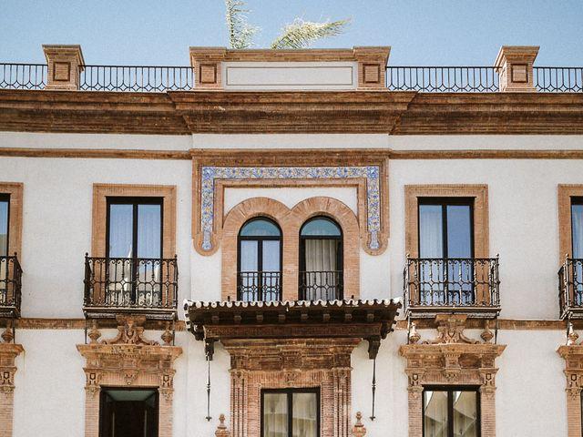 La boda de Adrian y Antonio en Sevilla, Sevilla 3
