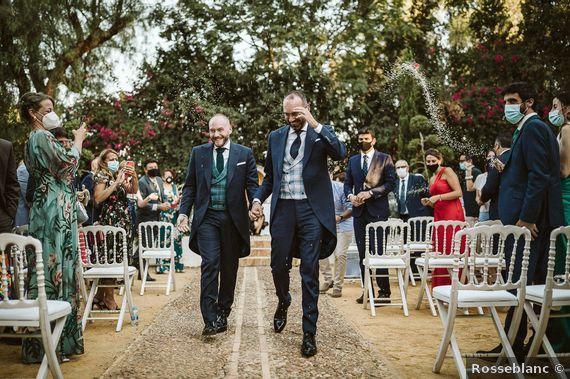 La boda de Adrian y Antonio en Sevilla, Sevilla 87