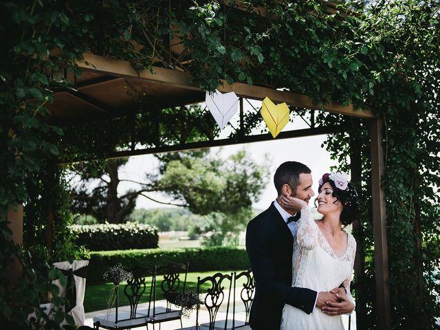 La boda de Quini y Ana en Aranjuez, Madrid 200