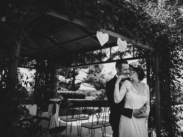 La boda de Ana y Quini