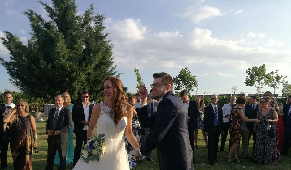 La boda de Álvaro y Aroa en Matapozuelos, Valladolid