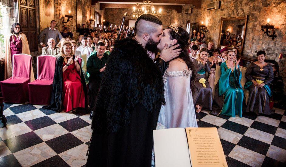 La boda de Álvaro y Sheila en Olias Del Rey, Toledo