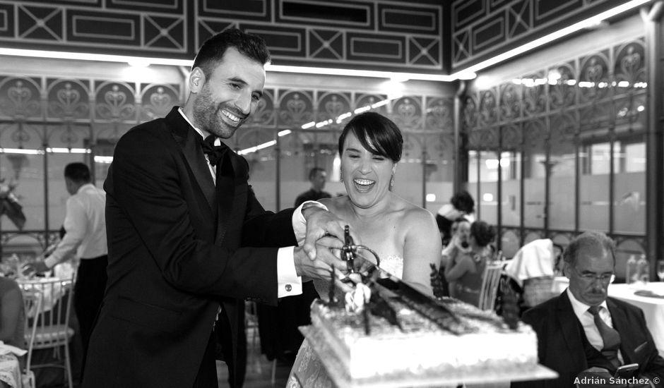 La boda de Noelia y Sergio en Ávila, Ávila