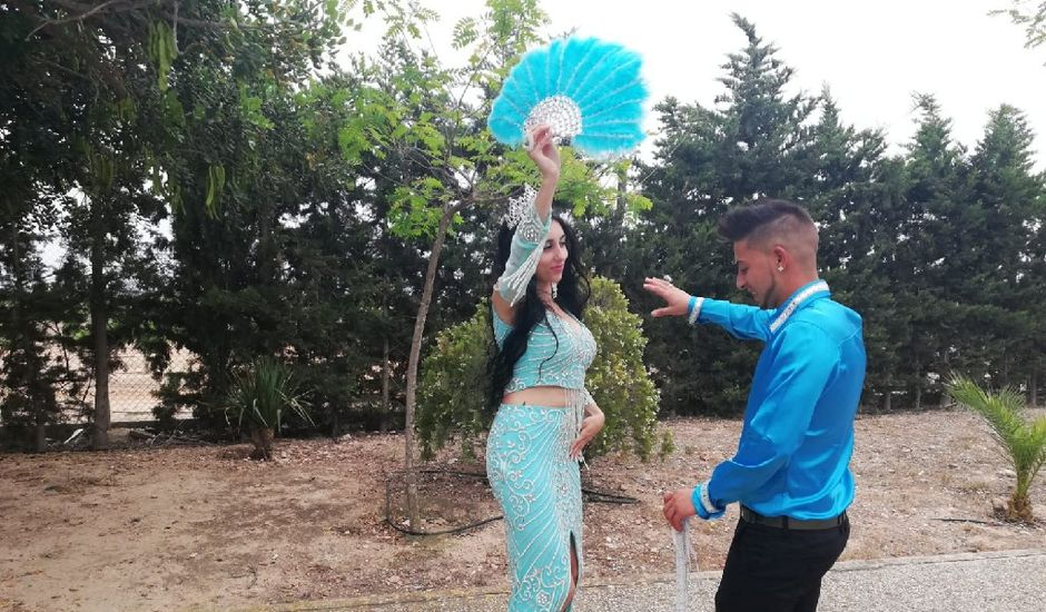 La boda de Juan y Lorena en San Javier, Murcia