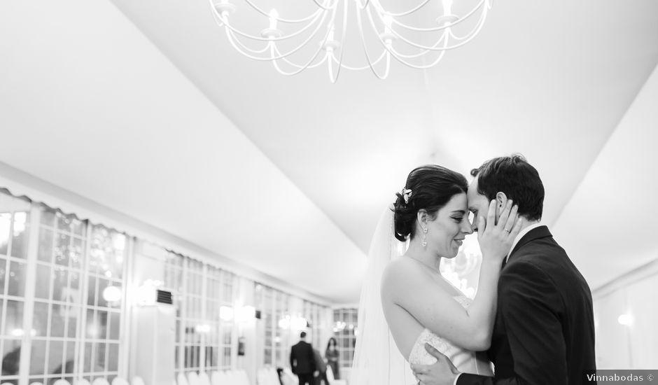 La boda de Daniel y Paola en Madrid, Madrid