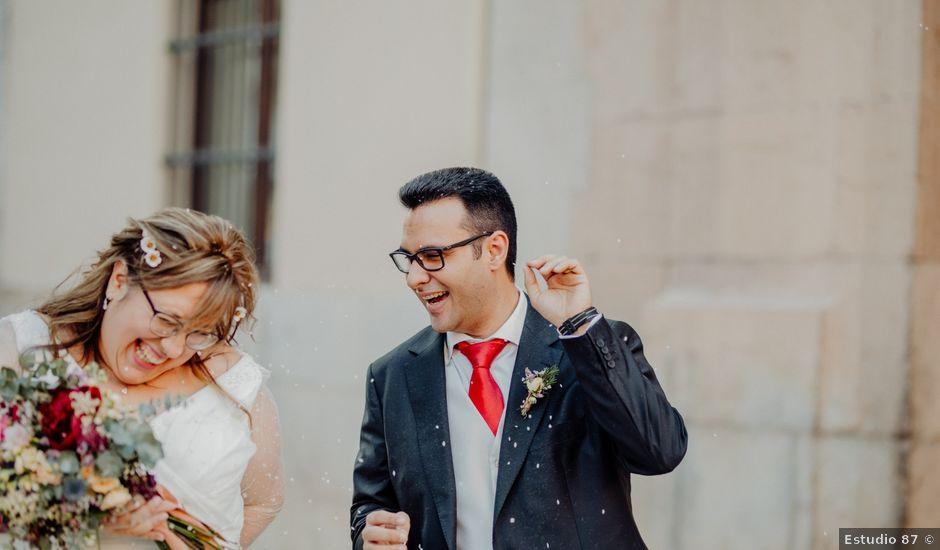La boda de Roberto y Sandra en Castelló/castellón De La Plana, Castellón