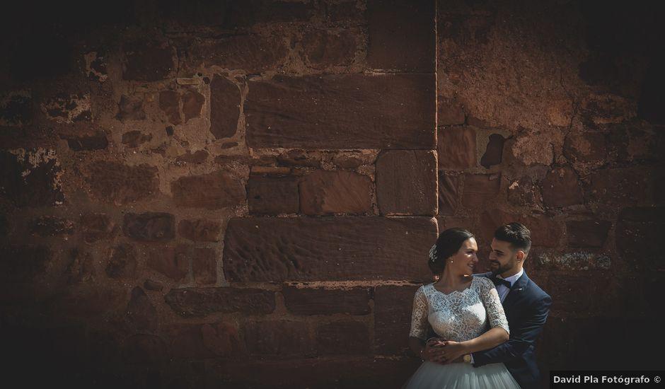 La boda de Abram y Inma en Palau De Plegamans, Barcelona