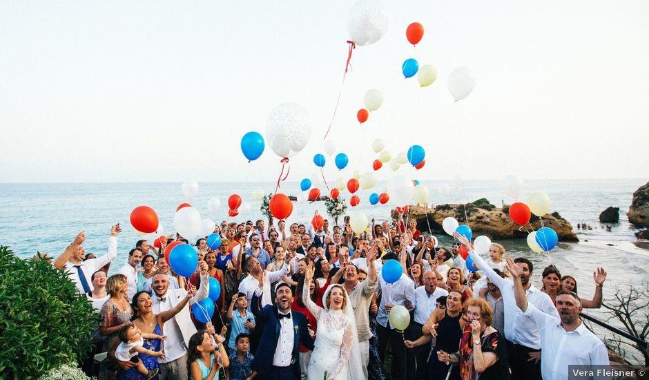 La boda de Jonatan y Tara en Altafulla, Tarragona
