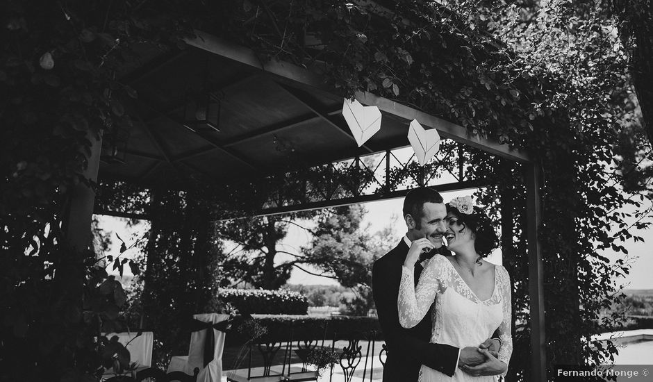 La boda de Quini y Ana en Aranjuez, Madrid