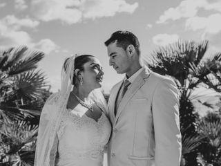 La boda de Aura y Felipe