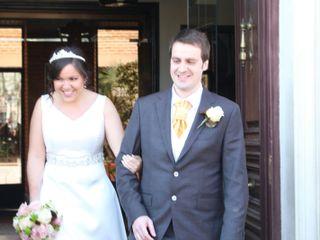 La boda de Karen  y Daniel  3