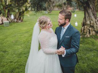 La boda de Olga y Ricardo