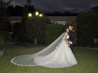 La boda de Débora y Alberto