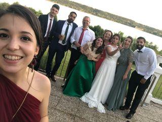 La boda de Sandra y Francisco josé 3