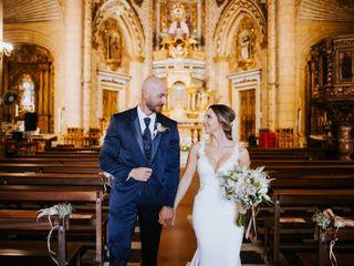 La boda de Jessica  y Nikolay