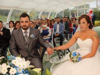 La boda de Omayra  y Javi